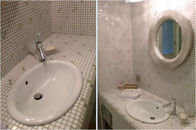 Prestige collection by lt applicazioni mosaico di - Mosaico vetro bagno ...